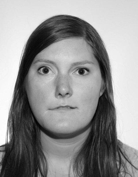 Anja Otterstrøm, lokallagsleder i Syklistenes Landsforbund.
