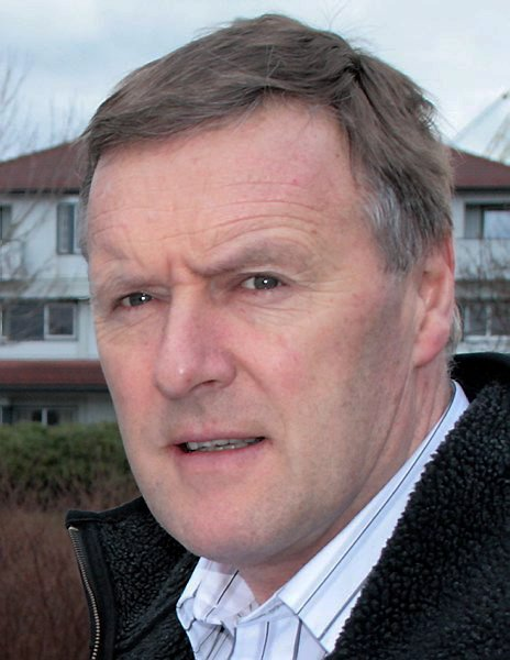 TAKTIKK:  Kåre Olav Svarstad har diskutert og planlagd i samråd med dei andre Terra-kommunane, og med rådgjevarane våre.