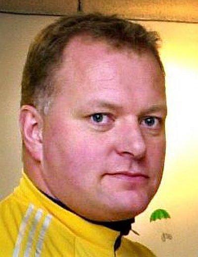 NY LEDER:  Per-Inge Hestetræet er midlertidig ansatt som daglig leder ved Aker Kværner i Mosjøen.  (Foto: Per Vikan)