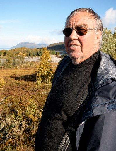 Bjørn Bratlie.