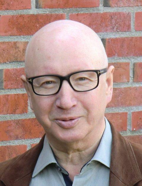 Johannes Eines fra Vestvågøy har gitt ut sin første diktsamling