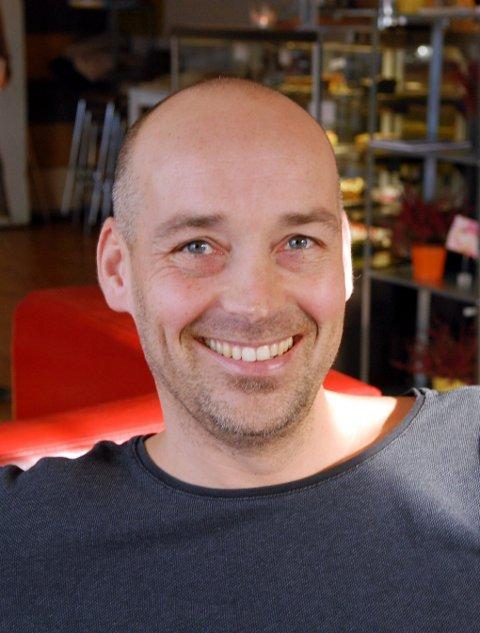 Jørgen Elvenes Knudsen.