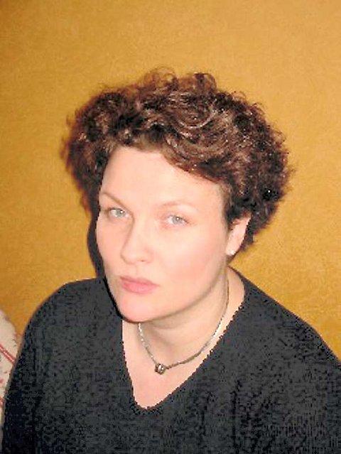 Prosjektleiar for tusenårsstaden Gulatinget, Anne-Karin Misje.