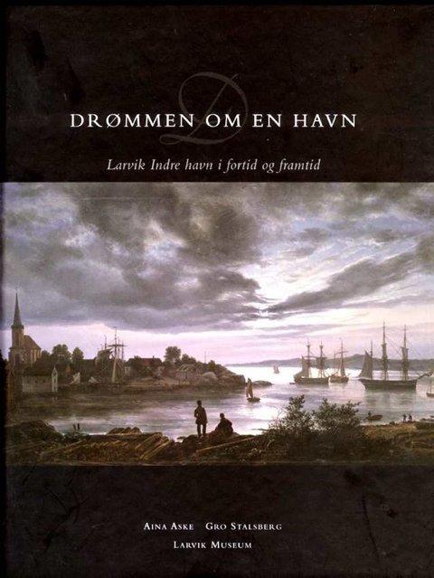 """""""Drømmen om en havn"""" er blitt en praktfbok, bugnende full av gamle fotos, spennende kart og vesentlig informasjon om utviklingen av Indre havn, fra 1500-tallet til dagens arkitektkonkurranse."""