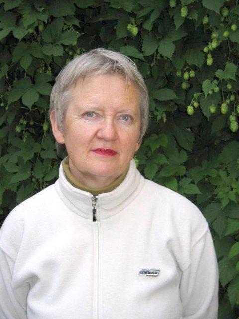 HISTORISK Irene Andreassen er den første kvenen noensinne som har levert en doktoravhandling om det kvenske språket.