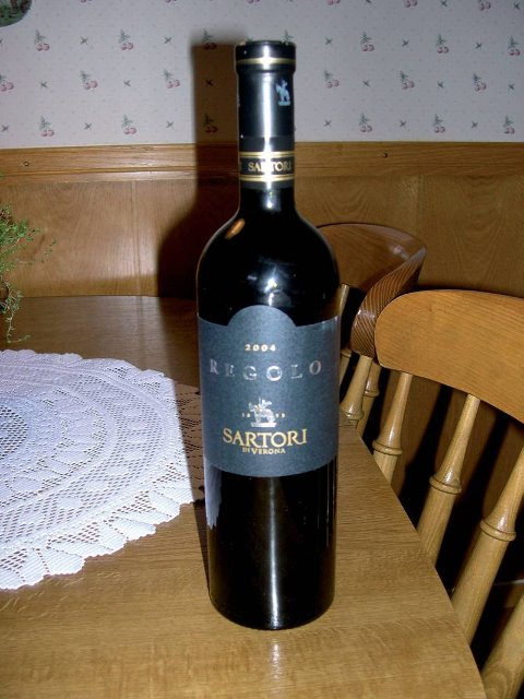 regolo rødvin
