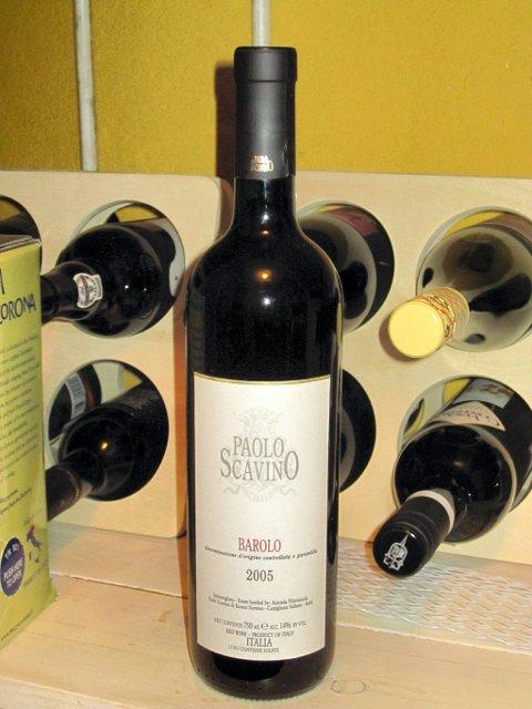 Paolo Scavino Barolo rødvin
