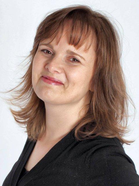 Lykkelige barn: ? Vi ønsker at evnerike barn også skal få være lykkelige barn, sier Kari Kolberg, styremedlem i Forumet «lykkelige barn -et nettverk for foreldre med høyt begavede barn». Foto: Privat