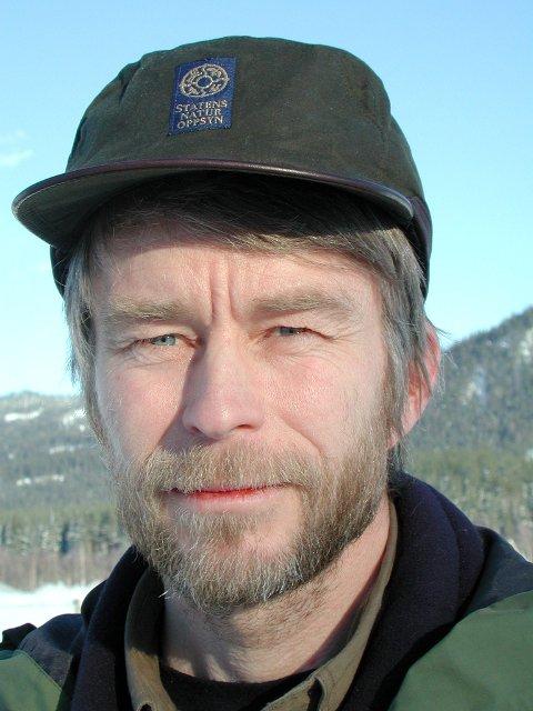 OPPKLART: Esben Bø antar at det var hund, ikke ulv.