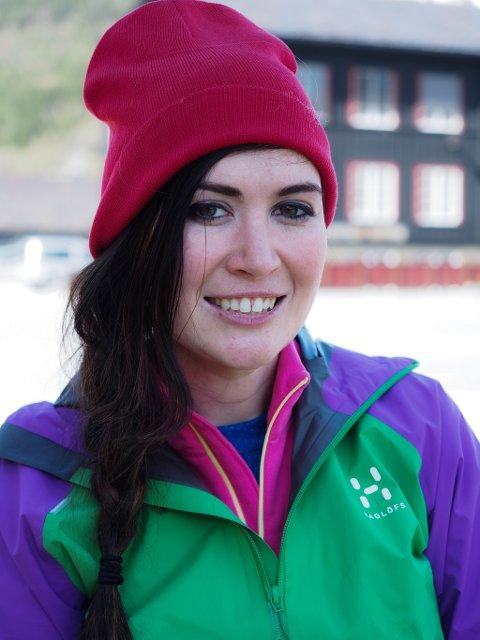 Candice Peters (28) fra Tinn er årets telemarking i «Alt for Norge».