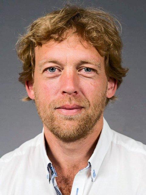 Svarer på kritikken: Vegard Bruun Wyller.Foto: OUS