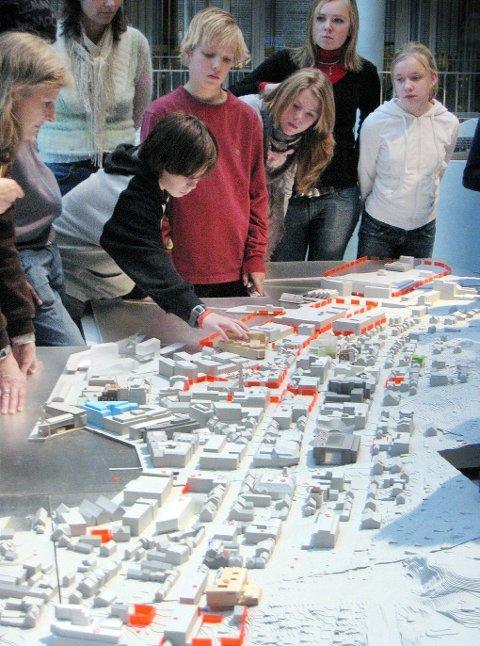 ENGASJEMENT: Utstillingen X-files i forbindelse med Byutviklingens år i Tromsø i 2005 skapte et bredt engasjement i store deler av befolkningen. Dette engasjementet finnes det få spor av i dag.