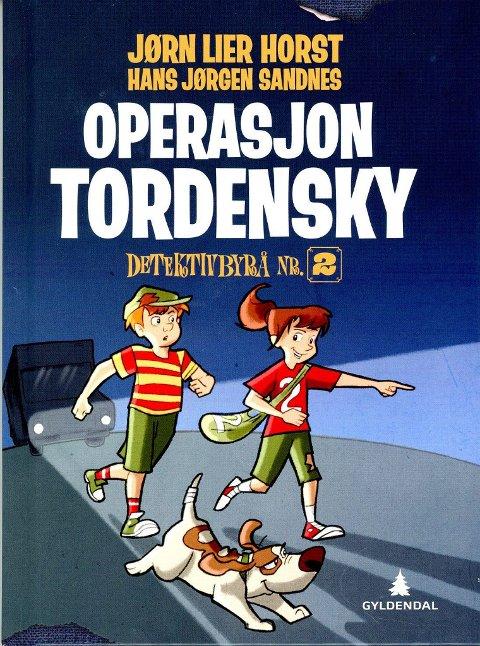 Bok nr. 2: Operasjon tordensky.