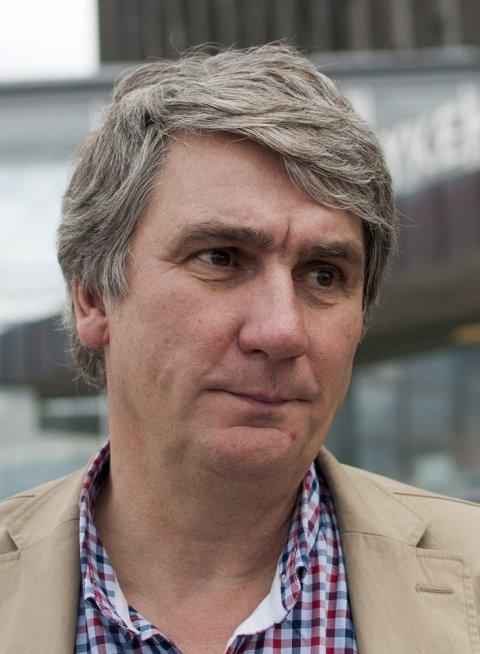 Pasienttransport ? direktør ved Nordlandssykehuset, Paul Martin Strand.