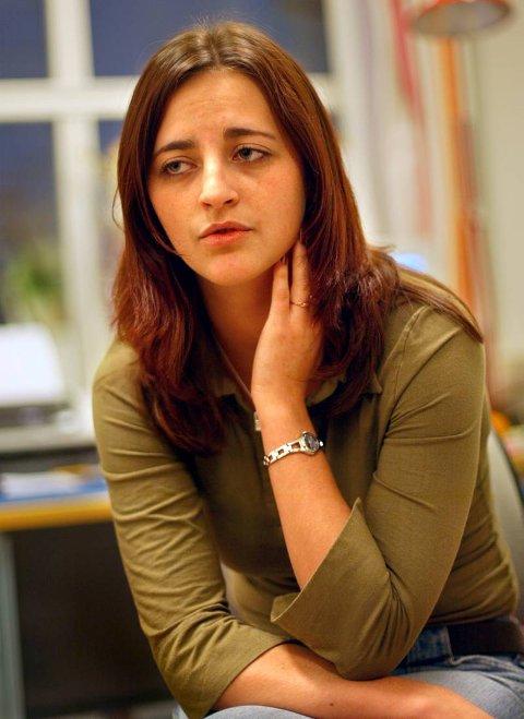 KREVER SVAR Nina Rojina, president i International Student Union