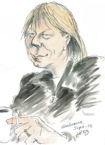 Tegning: Herbjørn Skogstad