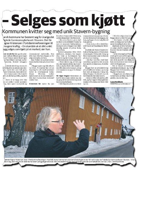 Faksimile fra ØP, 24. desember 2012.