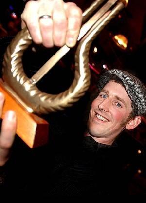 VIL HA ENDRING: - Jeg ønsker en alternativ prisutdeling velkommen, sier musiker Odd Nordstoga.