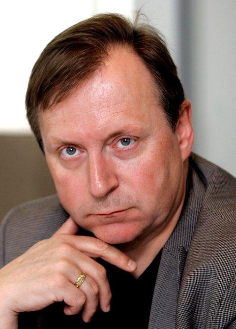 MOT MOSKÈPLANER: Frps Jan Blomseth.