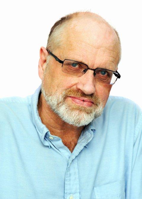 Rask forandring: Professor i Nordisk språk og litteratur ved Universitetet i Oslo, Jan Terje Faarlund, som er oppvokst på Østre Toten, mener vi er inne i en periode hvor dialekter og språk forandrer seg spesielt fort. Pressebilde