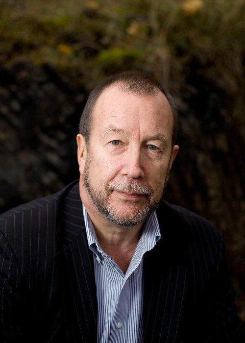 FORBUNDSLEDER: Jan Olav Brekke i organisasjonen Lederne.