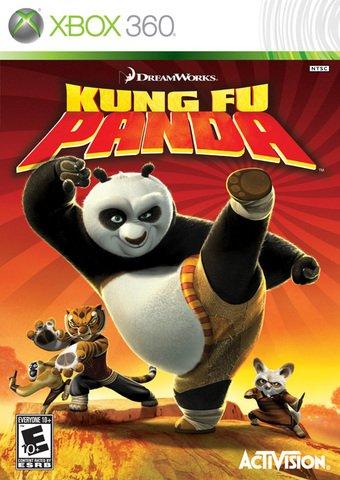 FLEIRE FORMAT: Kung Fu Panda er ute på Xbox 360, PS2, Playstation 3, Nintendo DS og Nintendo Wii.