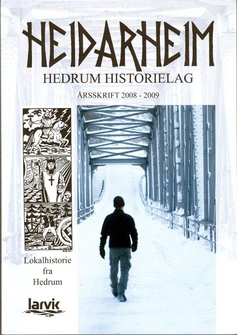 Tradisjon: Hedrum historielag har en lang tradisjon med sin historiesamling. Nå er den 23. ordinære utgave i hyllene.
