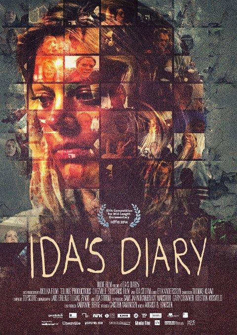 «Idas Dagbok» har verdenspremiere førstkommende lørdag i Amsterdam.