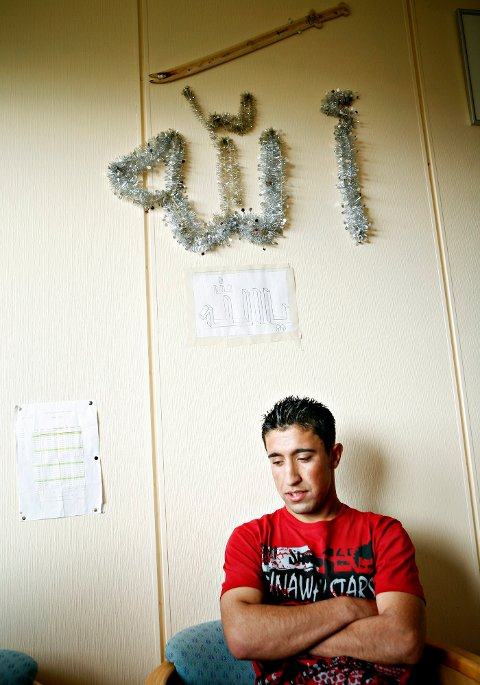 Rahim Rastami ble tvangsutsendt, og skal nå sitte i et berykted torturfengsel.