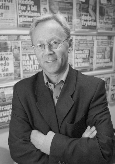 Arkivfoto fra Dagbladet, i 2004.