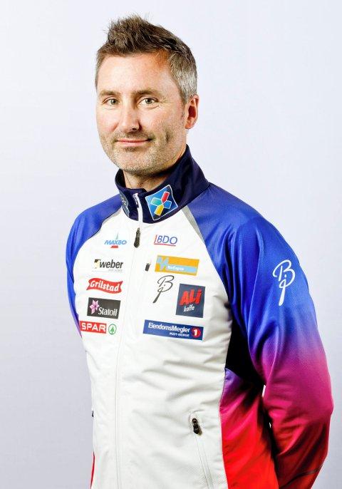 SPONSORANSVARLIG: Bernt-Halvard Olderskog. FOTO: SCANPIX