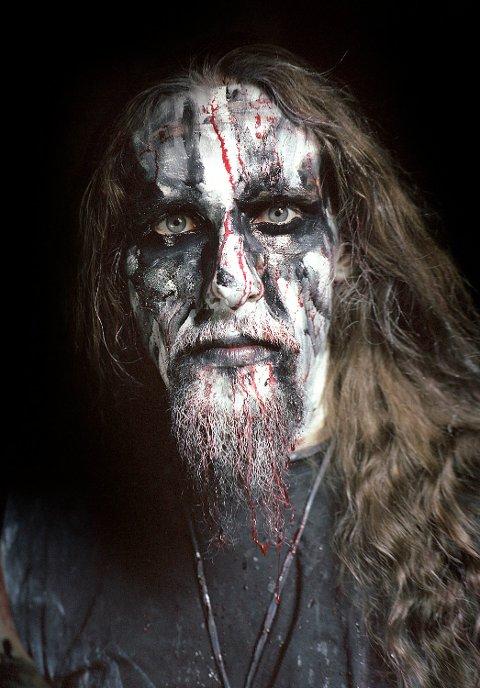 - Å spille i Gorgoroth representerte bare et ekstremt ytterpunkt av meg selv, sier Gaahl.