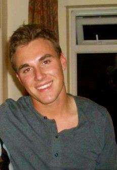 Thomas Andrew Morgan (23) er savnet.