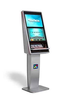 Slik ser de nye spilleautomatene ut.