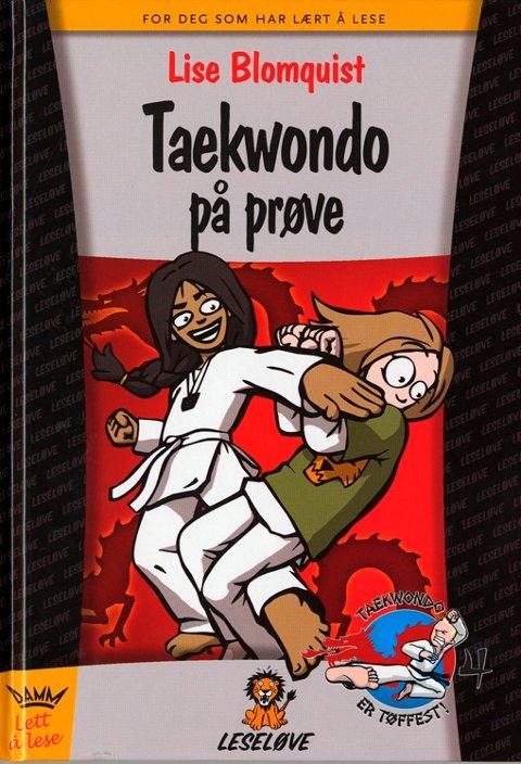 Barnebok om taekwondo