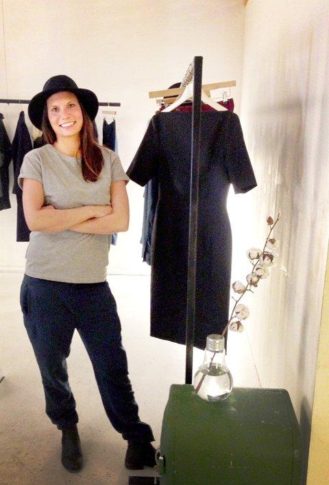 98b7de88 Sara Fosstvedt fra Porsgrunn lanserer snart sitt eget klesmerke i samarbeid  med fire designere.