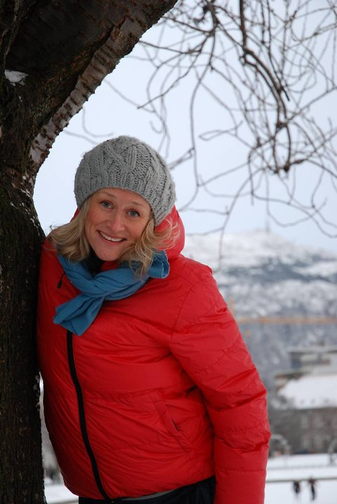 Daglig leder i Bergen og Hordaland turlag, Helene Ødven.