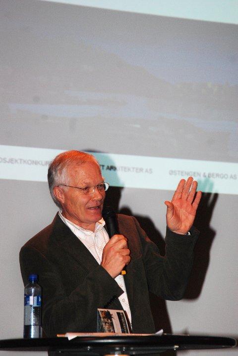 Kjell Hugo Haugen er adm.dir. i Buer Prosjekt AS og representerer den andre store eierandelen i prosjektet