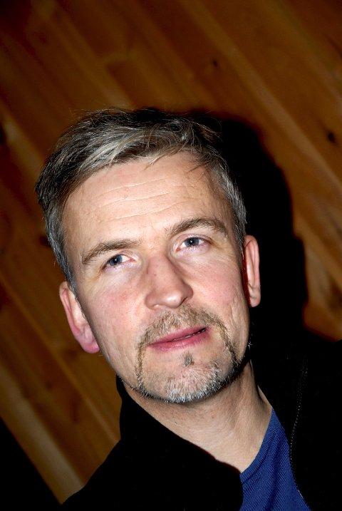 NY EIER: Arkitekt og professor Erik Langdalen