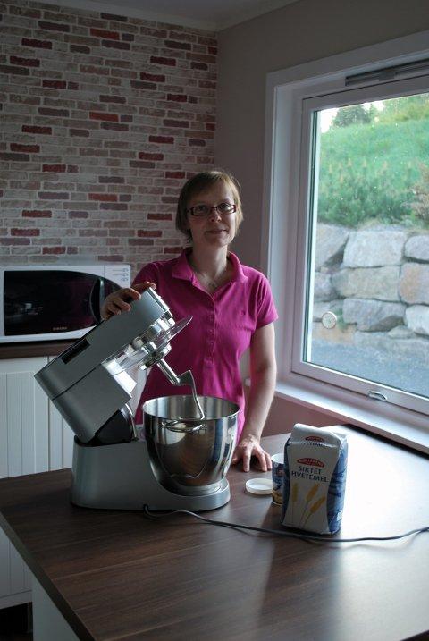 Beate Ryen Bratjerd skriver bloggen No'muffins