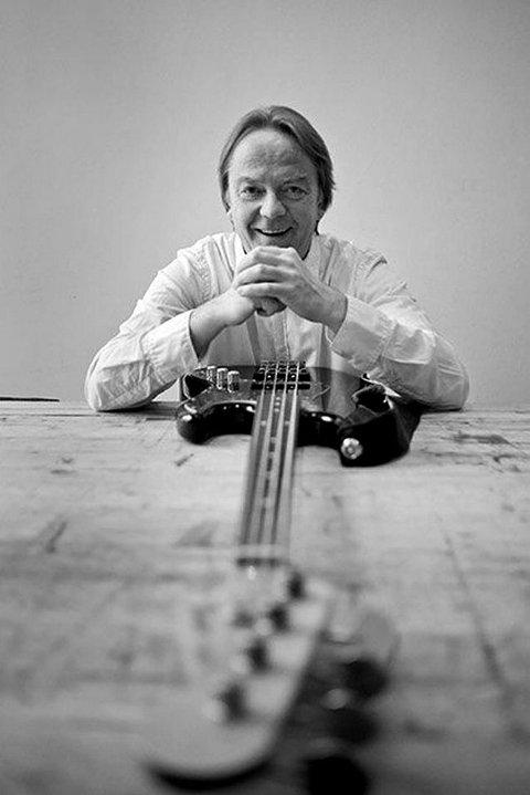 Vakkert: Larvik-musiker og jazzkomponist Terje Gewelt er ute med ny plate og ny kvartett. «Spindrift er blitt et svært vakkert album.