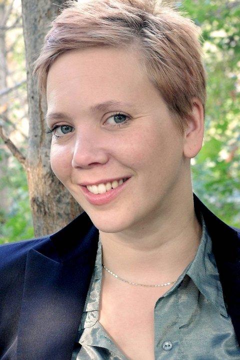 Kristine Knudsen lager storfilm.
