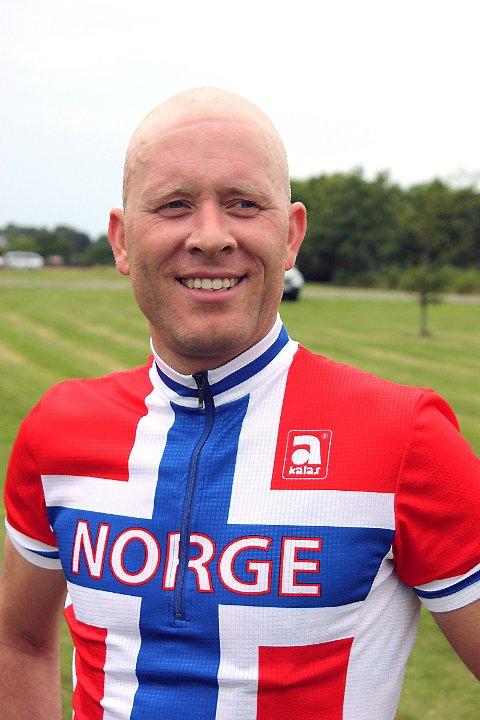 LYST PÅ MER: ? Selv om det var hardt har jeg lyst på flere mesterskap, sier Trond Are Rasmussen.