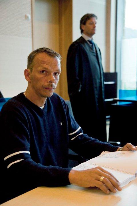 KREVER ERSTATNING: Jørn-Roar Rollstad har gått til arbeidsrettssak mot Avfallsservice.
