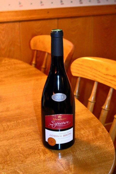 Cellier. Rødvin