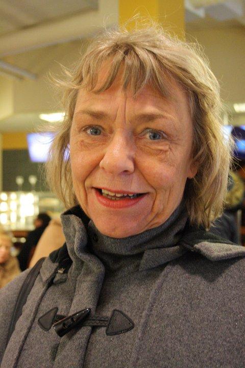 Grete Bremnes  er leder  av Utdanningsforbundet i  Vågan.              Foto: Isak Falch Alsos