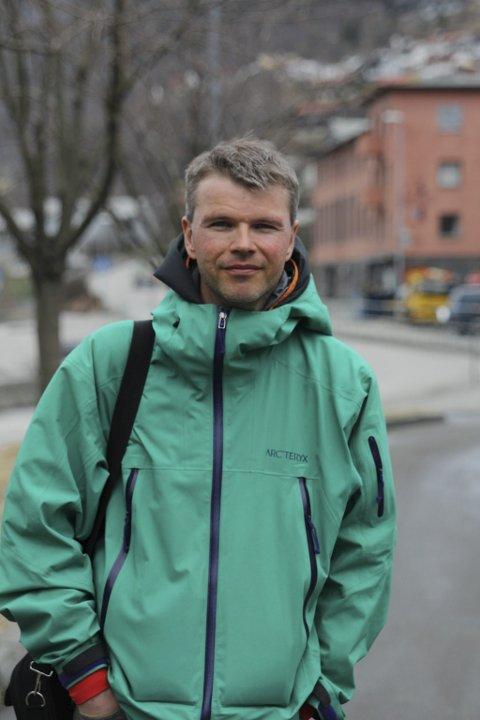 Jostein Soldal fekk Morellfestivalen sin heiderspris for innsatsen for lokalsamfunnet.