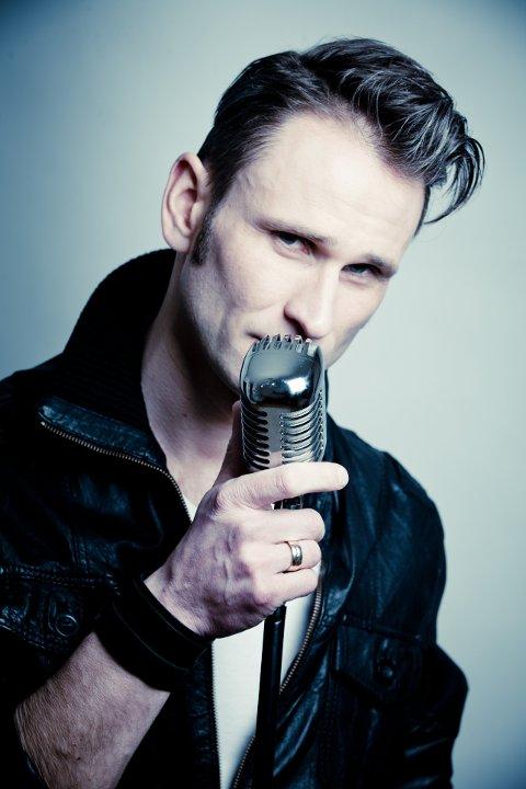 Steinar Lysebråte er frontfigur i bandet. Foto: Managementet