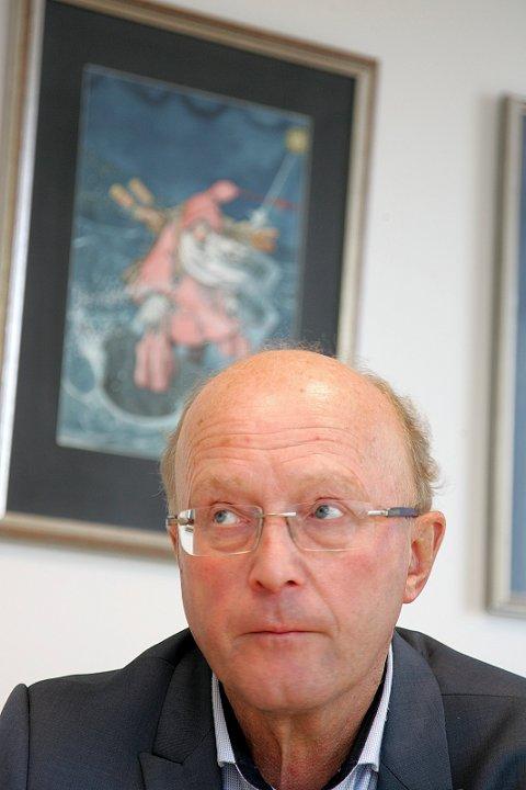 Bro: Ordfører Vestby ønsker bro, men tror det blir tunnel.