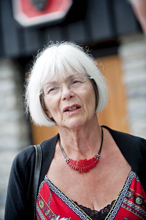 Tora Aasland (arkivfoto).